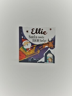 Personalized Ellie Book