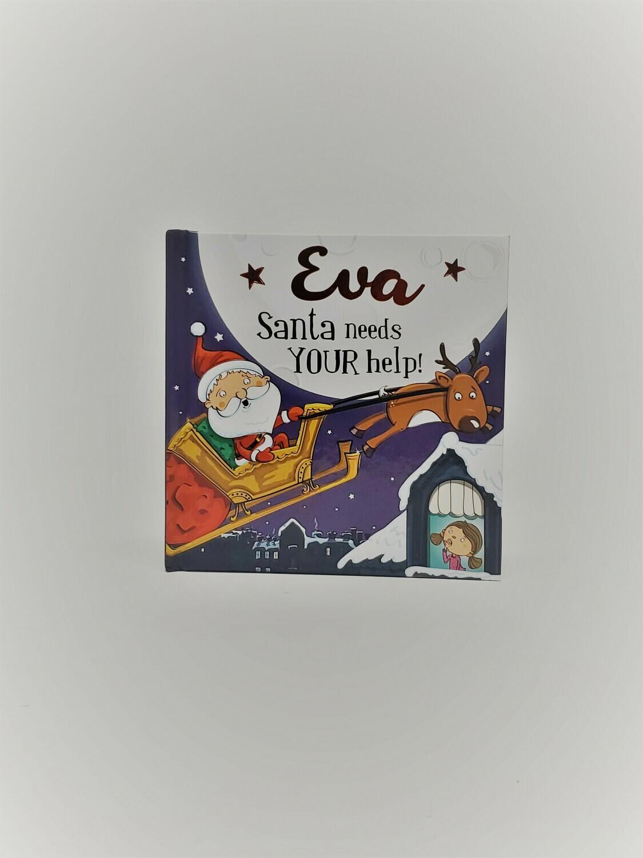 Personalized Eva Book