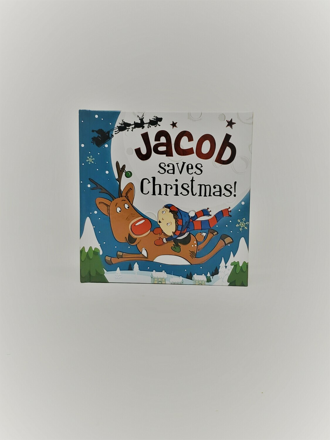 Personalized Jacob Book