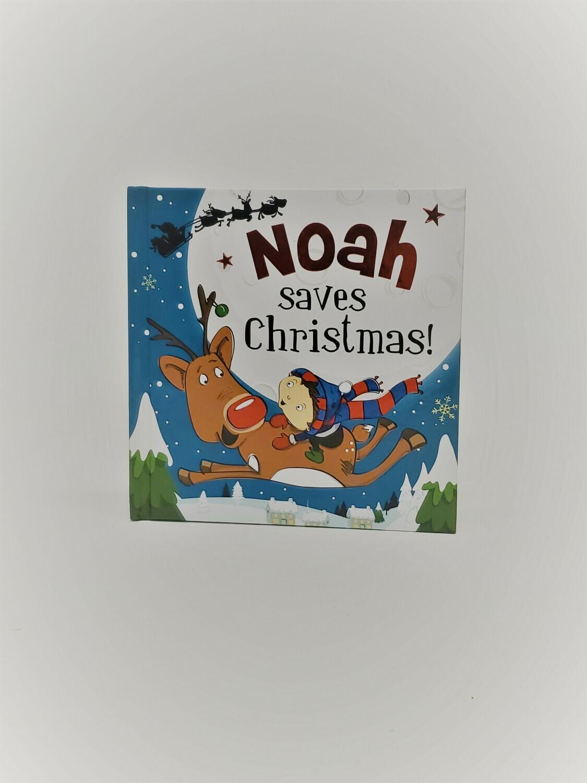 Personalized Noah Book