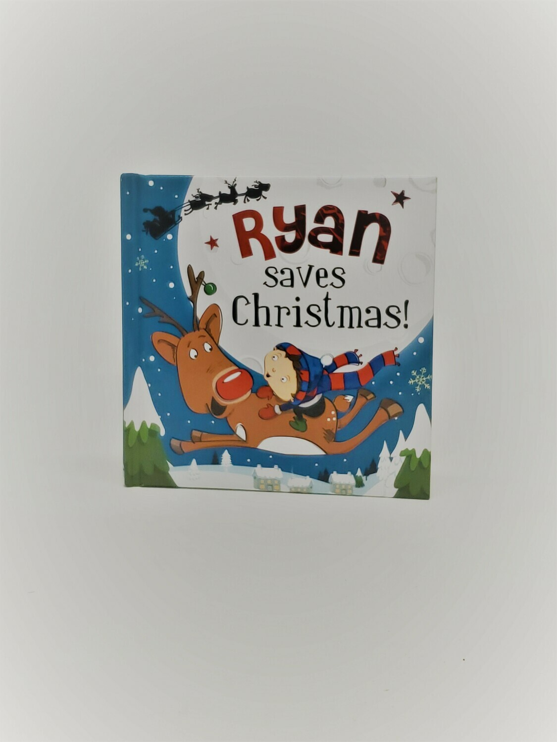 Personalized Ryan Book