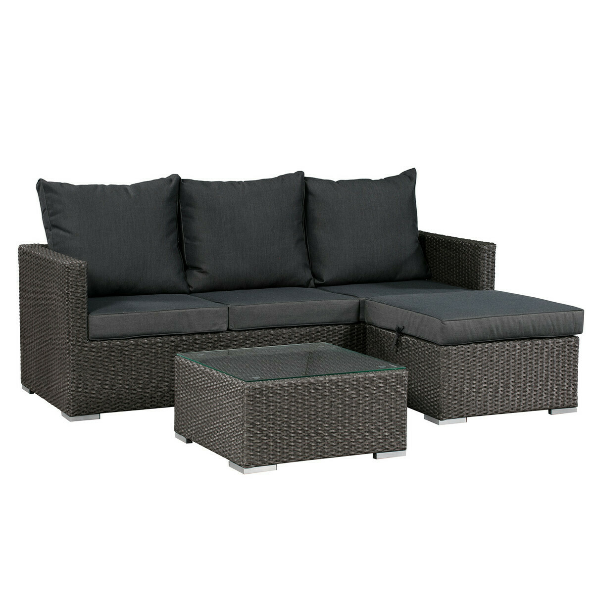 Evan - Sofa Set