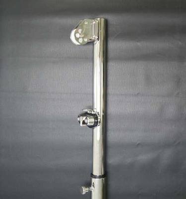 Collapsible Deluxe Sunfly Pole 72'' (pair)
