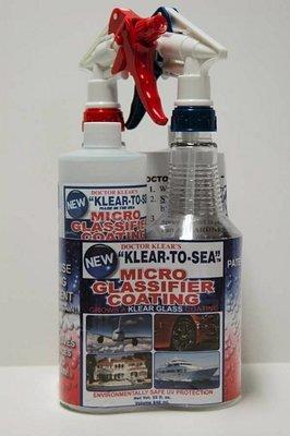 Micro Glassifier Coating 32 oz Kit