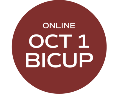 ** ONLINE **  BICUP and/or Elective  -  October 1  -  Thursday
