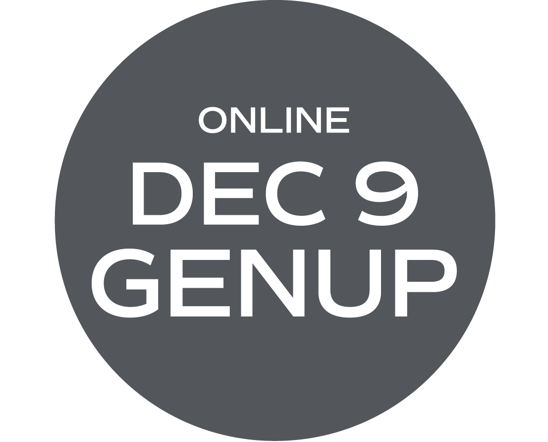 ** ONLINE ** GENUP and/or Elective - December 9 - Wednesday