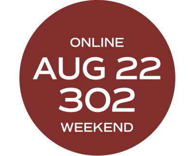 **ONLINE** Contracts & Closing #302  |  August 22 – August 30  | Sat/Sun  |  9:00 a.m. – 5:30 p.m.  |  Instructor: Gelleny