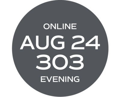 **ONLINE** NC Law, Rules, and Legal Concepts #303 | August 24 – September 21  | Mon/Wed  |  6:00 p.m. – 10:00 p.m.  |  Instructor: Melvin