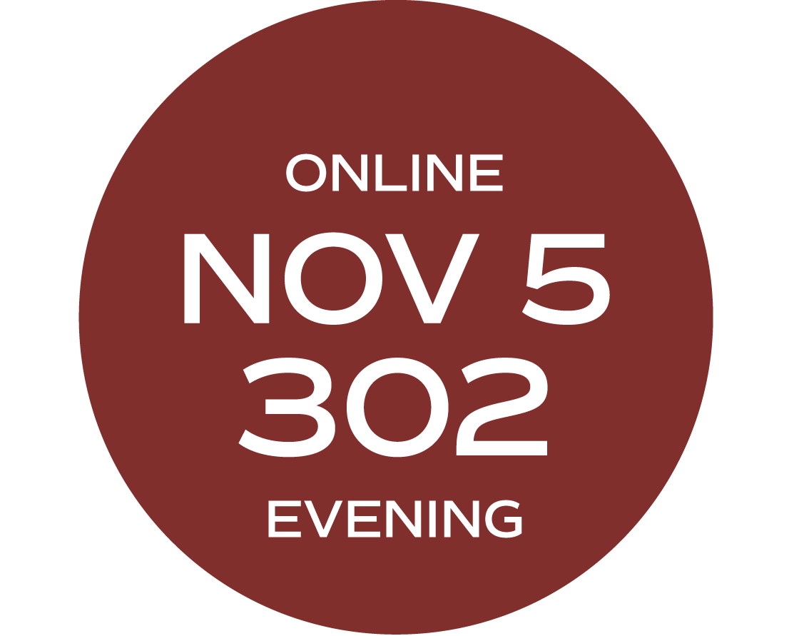 **ONLINE** Contracts & Closing #302  |  November 5 – December 8  | Tues/Thurs  |  6:00 p.m. – 10:00 p.m.  |  Instructor: Gelleny