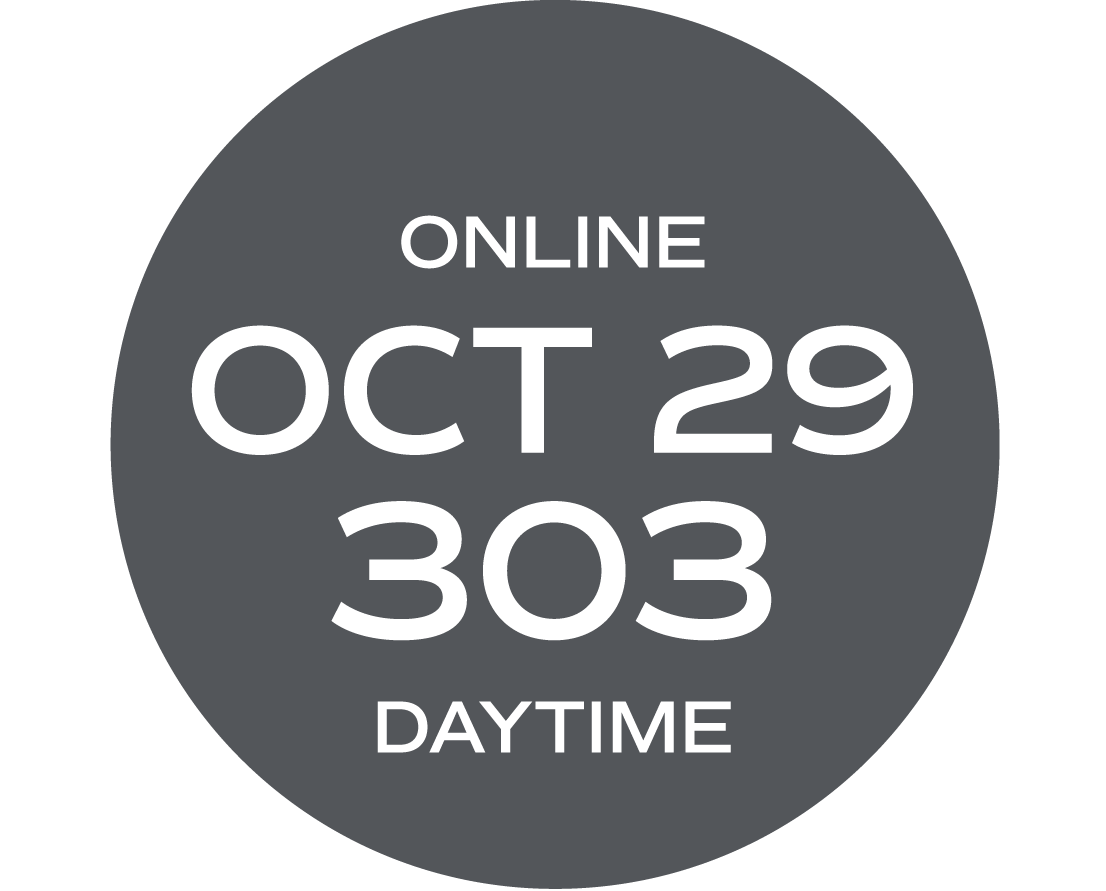 **ONLINE** NC Law, Rules, and Legal Concepts #303 | October 29 – November 6  | Thurs/Fri  |  9:00 a.m. – 5:30 p.m.  |  Instructor: Wise
