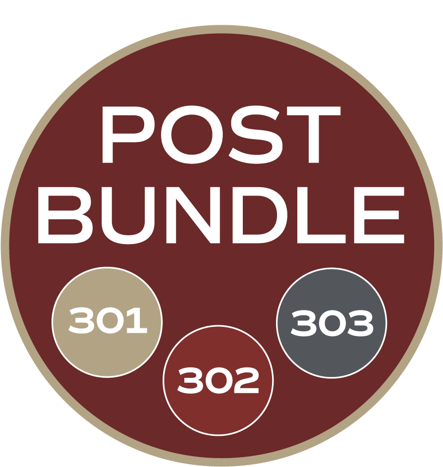 POSTLICENSING BUNDLE - All three Postlicensing courses for $549. *Classes may be taken in any order*