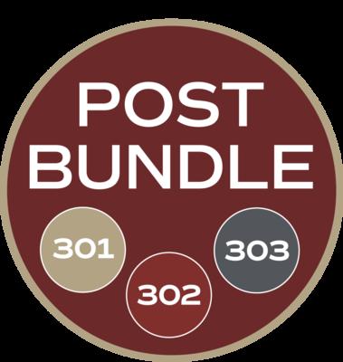 POSTLICENSING BUNDLE - All three Postlicensing courses for $549.