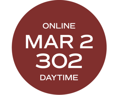 **ONLINE** Contracts & Closing #302  |  March 2 – March 11  | Tues/Thurs  |  9:00 a.m. – 5:30 p.m.  |  Instructor: Annette Wise