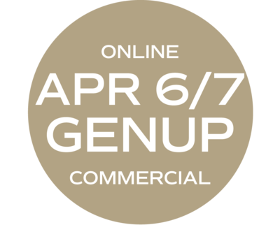 **Commercial** GENUP and/or Elective (REALTORS Breaking Bad)  -  April 6/7 - Tuesday/Wednesday
