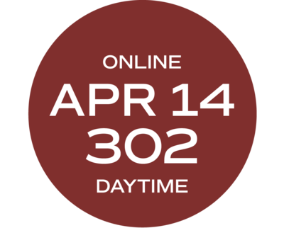 **ONLINE** Contracts & Closing #302  |  April 14 – April 22  | Wed/Thurs  |  9:00 a.m. – 5:30 p.m.  |  Instructor: Michelle Melvin