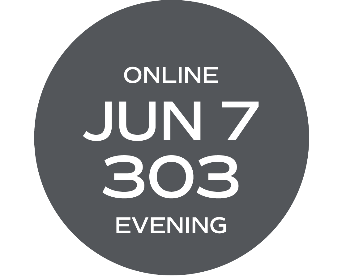 **ONLINE** NC Law, Rules, and Legal Concepts #303 | June 7 – June 30 | Mon/Wed | 6:00 p.m. – 10:00 p.m.  |  Instructor: Jim Gelleny