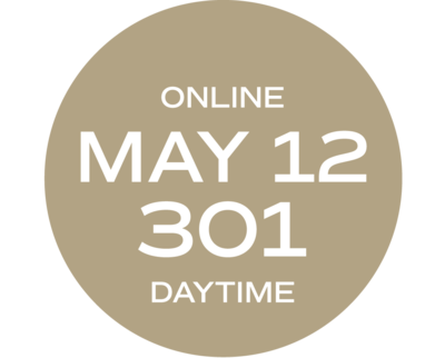 **ONLINE** Relationships & Responsibilities #301 | May 12 - May 20 | Wed/Thurs | 9:00 a.m. – 5:30 p.m.  |  Instructor: Michelle Melvin