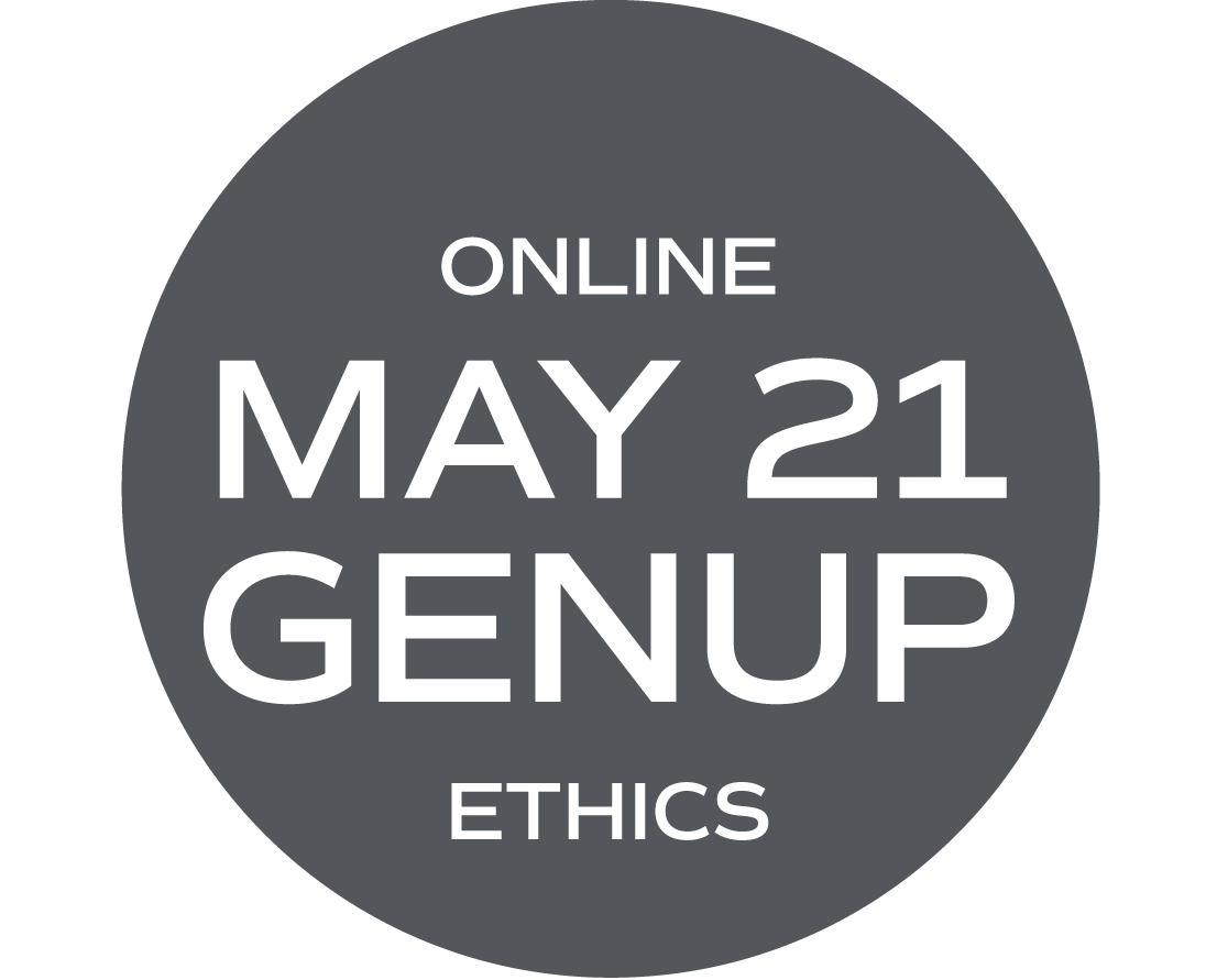 ** ONLINE ** GENUP and/or Ethics Elective (What Would Your Mama Say?) - May 21 - Friday