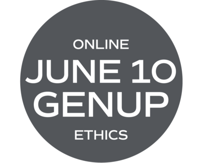 ** ONLINE ** GENUP and/or Ethics Elective (What Would Your Mama Say?) - June 10 - Thursday