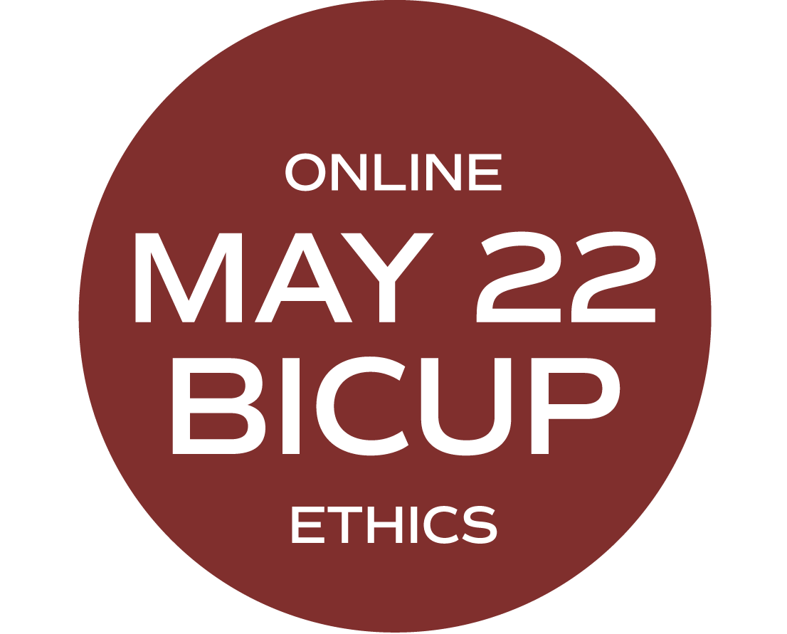 ** ONLINE ** BICUP and/or Ethics Elective (What Would Your Mama Say?) - May 22 - Saturday