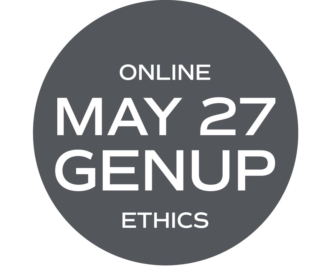 ** ONLINE ** GENUP and/or Ethics Elective (What Would Your Mama Say?) - May 27 - Thursday