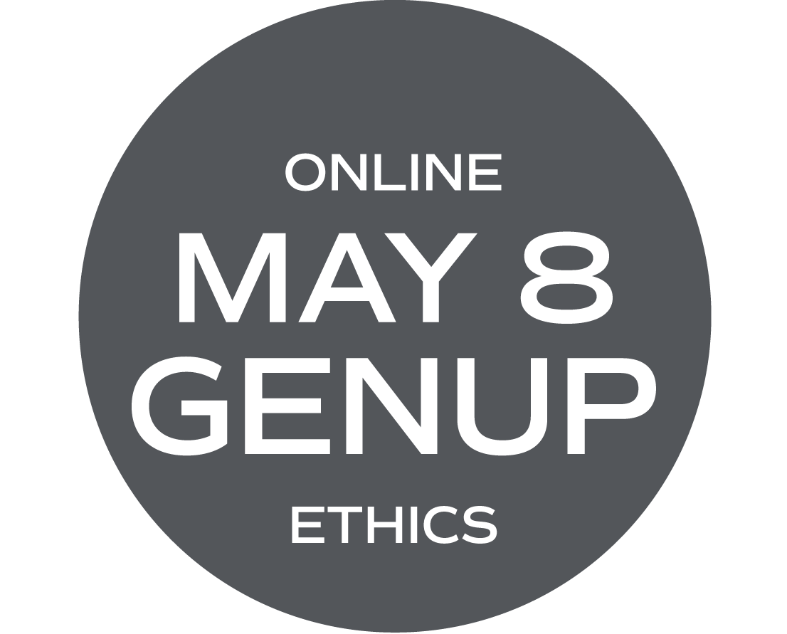 ** ONLINE ** GENUP and/or Ethics Elective (What Would Your Mama Say?) - May 8 - Saturday