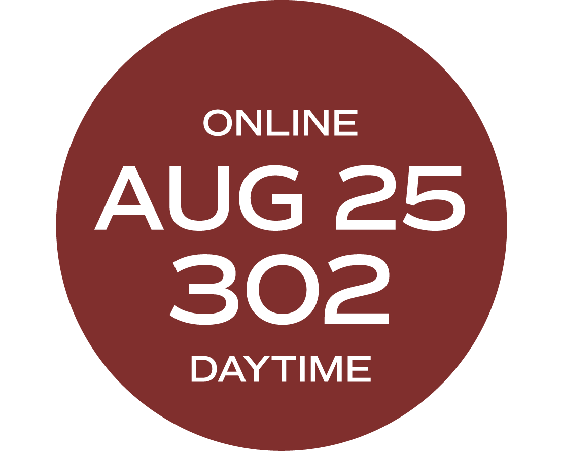 **ONLINE** Contracts & Closing #302  |  August 25 – September 2  | Wed/Thurs  |  9:00 a.m. – 5:30 p.m.  |  Instructor: Michelle Melvin