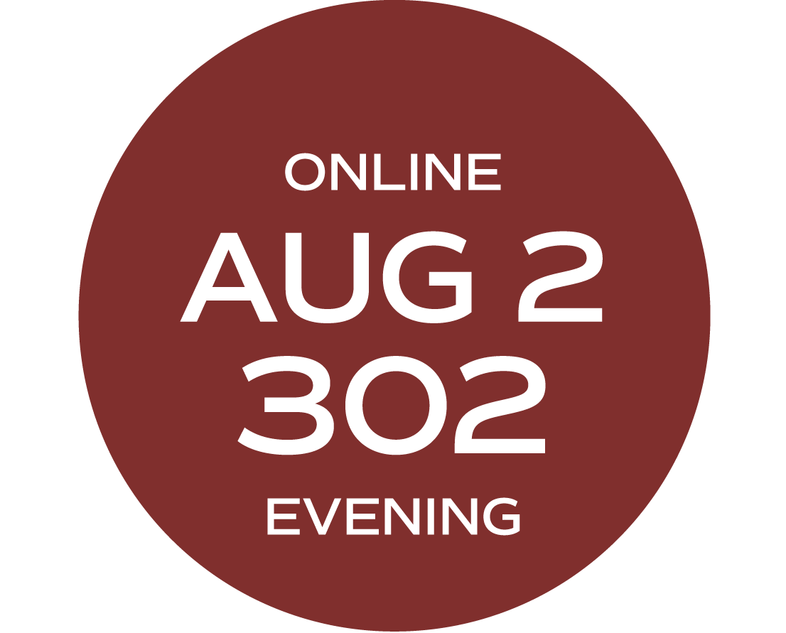 **ONLINE** Contracts & Closing #302  |  August 2 – August 25  | Mon/Wed  |  6:00 p.m. – 10:00 p.m.  |  Instructor: Jim Gelleny