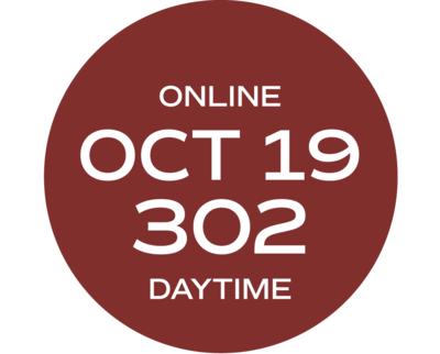 **ONLINE** Contracts & Closing #302  |  October 19 – October 28  | Tues/Thurs  |  9:00 a.m. – 5:30 p.m.  |  Instructor: Annette Wise