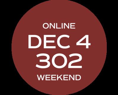 **ONLINE** Contracts & Closing #302  |  December 4 – December 12  | Sat/Sun  |  9:00 a.m. – 5:30 p.m.  |  Instructor: Jim Gelleny