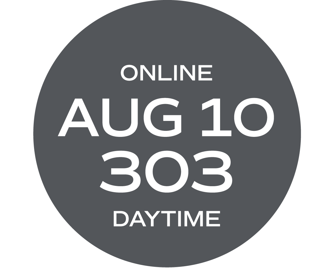 **ONLINE** NC Law, Rules, and Legal Concepts #303 | August 10 – August 19 | Tues/Thurs | 9:00 a.m. – 5:30 p.m.  |  Instructor: Annette Wise