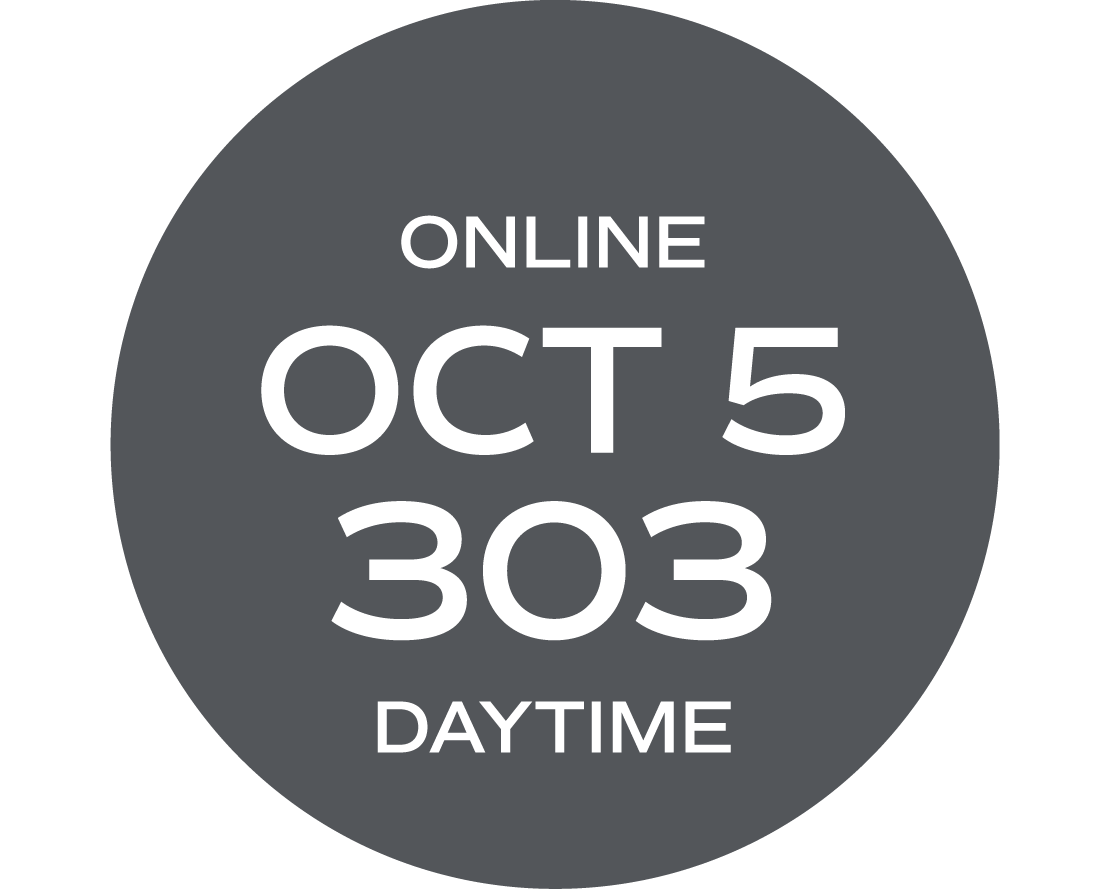 **ONLINE** NC Law, Rules, and Legal Concepts #303 | October 5 – October 14 | Tues/Thurs | 9:00 a.m. – 5:30 p.m.  |  Instructor: Annette Wise