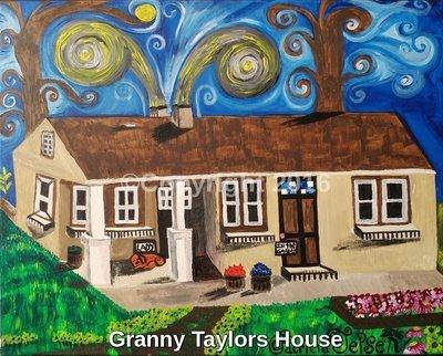 GRANNY TAYLORS HOUSE