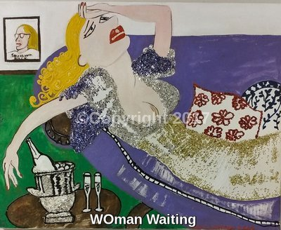 Woman in Waiting