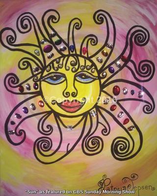 CBS Sunday Morning Show Sun
