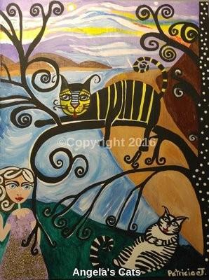 Angela's Cats
