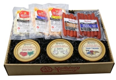 NEW - Taste of Wisconsin - Tray