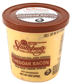 Bacon Cheese Spread (Cold Pack) 8oz.