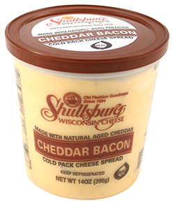 Bacon Cheese Spread (Cold Pack) 14oz.