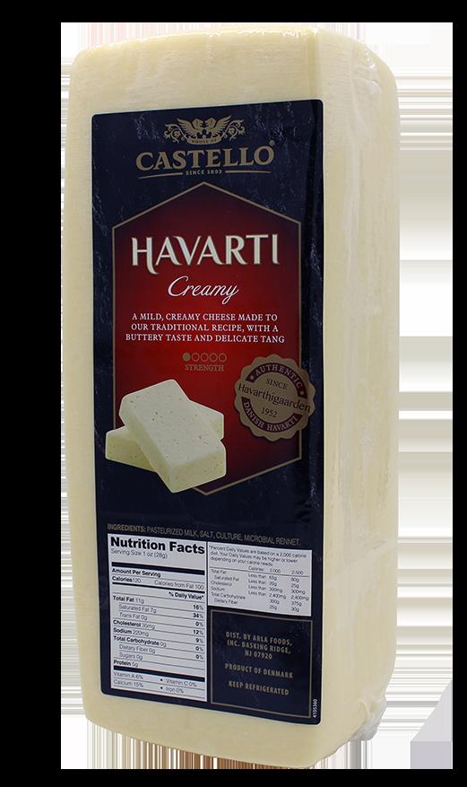 DANISH HAVARTI (loaf)