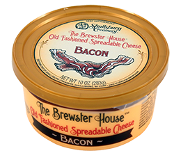 Our Famous Brewster House Spread - Bacon 10oz.