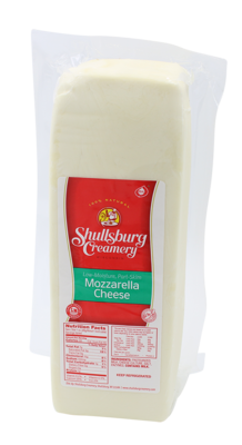 MOZZARELLA CHEESE (per pound)