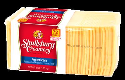 72 COUNT - SLICED AMERICAN (loaf)