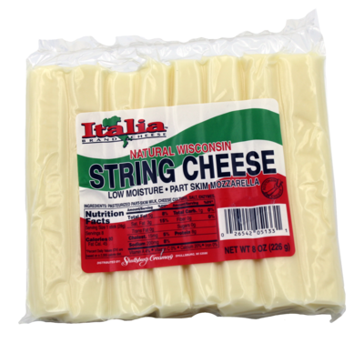STRING CHEESE 8OZ (8PACK)