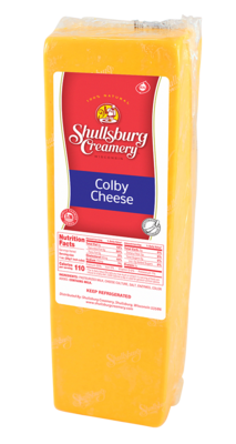COLBY CHEESE (loaf)