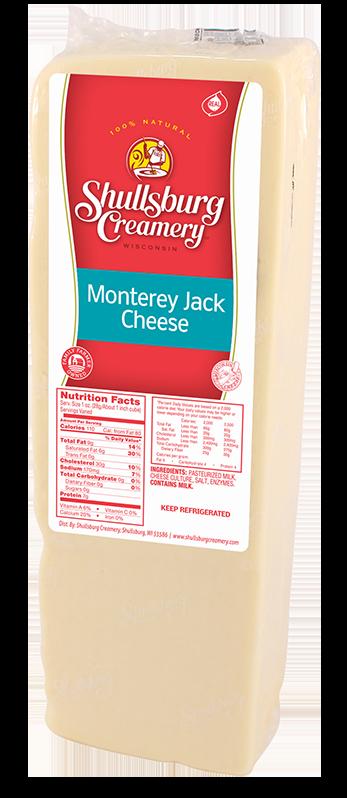 MONTEREY JACK (loaf)