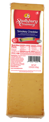 Smokey Cheddar Cheese (whole loaf)
