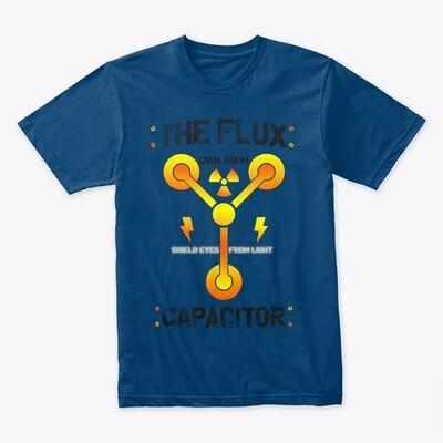 The Flux Capacitor [Back to the Future] Men's Premium Cotton T-Shirt [CHOOSE COLOR] [CHOOSE SIZE]