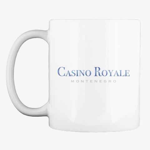 Casino Royale Montenegro [James Bond 007] Ceramic Coffee Cup Mug [CHOOSE COLOR]