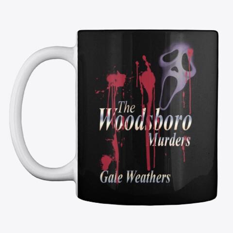 The Woodsboro Murders by Gale Weathers (SCREAM) Men's Premium Horror Wes Craven